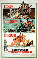Thunderball I - James-Bond-007-Posters