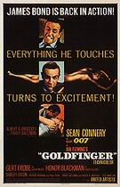 Goldfinger II - James-Bond-007-Posters reproduction oil painting