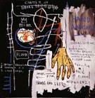 Hand Anatomy 1982 - Jean-Michel-Basquiat