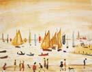 Yachts 1959 - L-S-Lowry