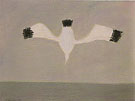 Plunging Gull - Milton Avery