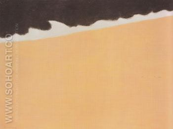 Black Sea - Milton Avery reproduction oil painting
