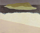 Offshore Island 1948 - Milton Avery reproduction oil painting
