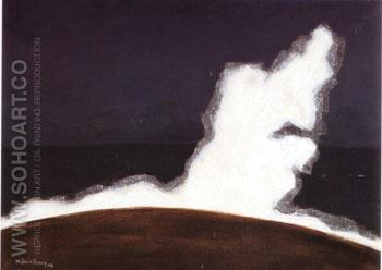The White Wave - Milton Avery reproduction oil painting