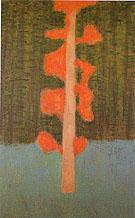 Hint of Autumn - Milton Avery