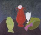 Dark Still Life - Milton Avery
