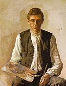 Self-Portrait 1925 - Georgio Morandi