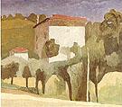 Landscape 1936 - Georgio Morandi