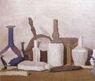 Still Life 1937 - Georgio Morandi