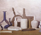 Still Life 1938 - Georgio Morandi reproduction oil painting