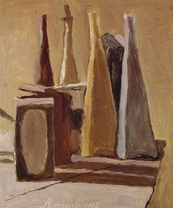 Still Life 1942 - Georgio Morandi reproduction oil painting