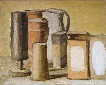 Still Life 1949 - Georgio Morandi reproduction oil painting