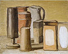 Still Life 1949 - Georgio Morandi