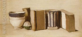 Still Life 1951 - Georgio Morandi reproduction oil painting