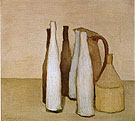 Still Life 1951 - Georgio Morandi reproduction oil painting