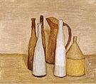 Still Life 1951 - Georgio Morandi