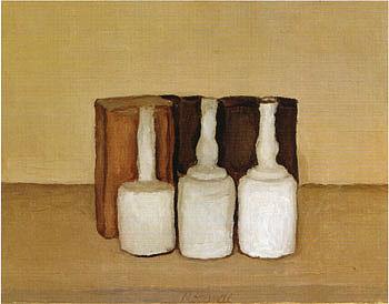 Still Life 1952 - Georgio Morandi reproduction oil painting