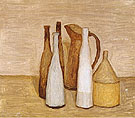 Still Life 1953 - Georgio Morandi reproduction oil painting