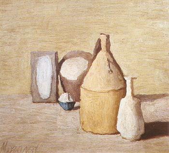 Still Life 1954 - Georgio Morandi reproduction oil painting