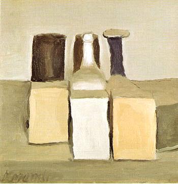 Still Life 1956 - Georgio Morandi reproduction oil painting