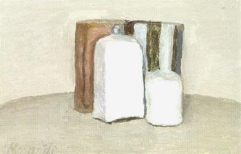 Still Life 1957 - Georgio Morandi reproduction oil painting