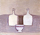 Still Life 1959 - Georgio Morandi reproduction oil painting