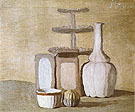 Still Life 1960 - Georgio Morandi reproduction oil painting