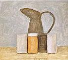 Still Life 1961 - Georgio Morandi