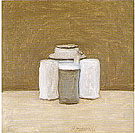 Still Life 1961 - Georgio Morandi reproduction oil painting