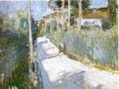 Landscape 1913 - Georgio Morandi