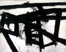 Mahoning - Franz Kline reproduction oil painting