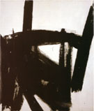 Westbrand - Franz Kline reproduction oil painting