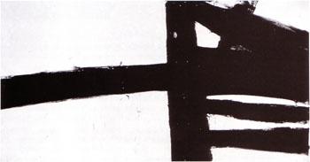 Hazelton 1957 - Franz Kline reproduction oil painting