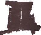 Shaft 1955 - Franz Kline reproduction oil painting