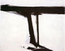 Le Gros 1961 - Franz Kline reproduction oil painting