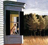 Cape Cod Morning, 1950 - Edward Hopper