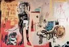 Acque Pericolose (Poison Oasis) 1981 - Jean-Michel-Basquiat