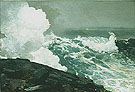 Northeaster 1895 - Winslow Homer reproduction oil painting