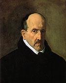 Luis de Gongora y Argote 1622 - Diego Velasquez