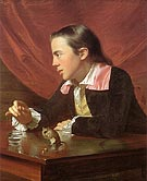 Henry Pelham Boy with a Squirrel 1765 - John Singleton Copley