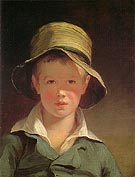 The Torn Hat 1820 - Thomas Sully reproduction oil painting