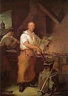 Pat Lyon at the Forge c 1826 - John Neagle