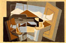 The Mountain Le Canigou 1921 - Juan Gris reproduction oil painting