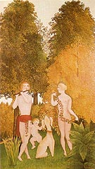 Happy Quartet 1906 - Henri Rousseau