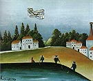 Anglers 1908 Pecheurs a la ligne - Henri Rousseau reproduction oil painting
