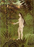 Eve - Henri Rousseau