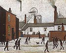 Mill Workers 1948 - L-S-Lowry