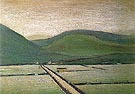 The Valley 1948 - L-S-Lowry