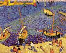 Boats at Collioure 1905 - Andre Derain