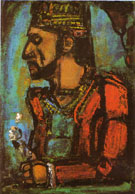 The Old King 1937 - George Rouault